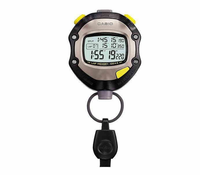 Casio Stop Watch Stopwatch HS-70W-1JH (Japan Import)