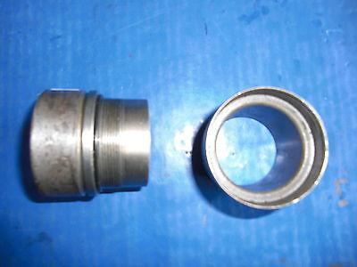 Tauchrohrverschraubung mit Simmerring-Aufnahme, front fork Moto Martin (R588)