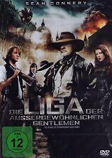 DVD NEU/OVP - Die Liga der aussergewöhnlichen Gentlemen - Sean Connery