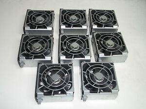 8-HP-Proliant-DL585-Server-Case-CPU-Fans-321520-001-FFB0912EHE-Complete-Set