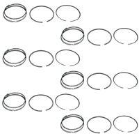 Bmw E28 E30 Set Of 6 Piston Ring Sets 1.50 X 2.00 X 4.00 84.0mm 11 25 1 713 178 on sale
