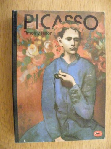 1 of 1 - Picasso (T&H World of Art), Timothy Hilton PB VGC 1975 reprint pablo cubism