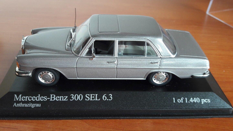 Mercedes 300 SEL 6.3 Minichamps 1 43