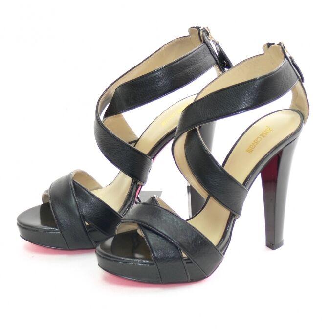 Just Cavalli Elegante Sandalette Pumps High Heels S09WP0010 Schwarz *** NEU ***