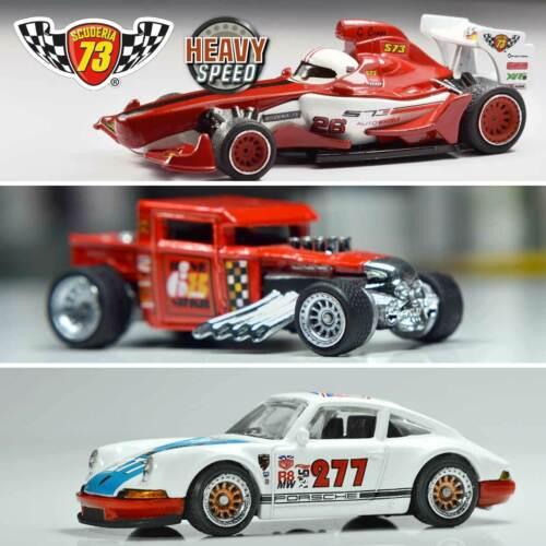 Rubber tires wheels Heavy speed1:64 scale cars Hotwheels Matchbox