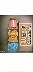 Disneyland-Paris-Pixar-Set-De-3-Mug-La-Haut-Up-Totem-En-Stock
