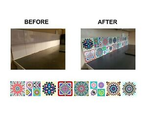 Mosaic Stickers Transfers for 150mm x 150mm / 6 Inch Kitchen ... on plastic bathroom tiles, 13 inch bathroom tiles, large bathroom tiles, 12 inch bathroom tiles, 18 inch bathroom tiles, 4 inch bathroom tiles, 6 inch bathroom faucets, waterproof bathroom tiles, square bathroom tiles, medium bathroom tiles, 6 inch bathroom sink, 8 inch bathroom tiles, 6 inch bathroom backsplash, 3 inch bathroom tiles, 1 inch bathroom tiles,