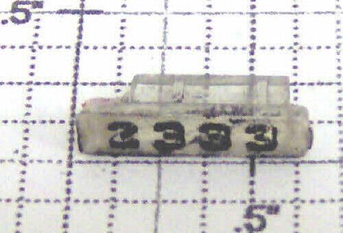 Lionel 2333-10P Left Hand F3 Marker Lens