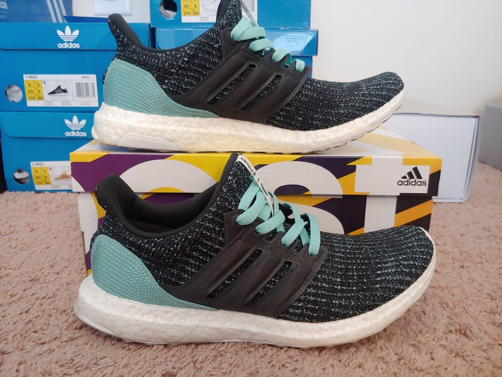 f1df2afffb6c4 Adidas Ultra 4.0 Parley Carbon bluee Spirit 9.5 cg3673 Boost men  nzqjke8483-Athletic Shoes