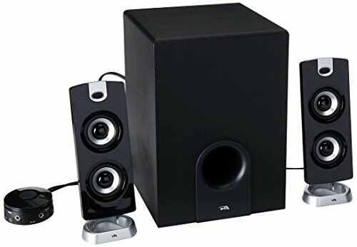 Cyber Acoustics CA-3602a 62W Desktop Computer Speaker with S