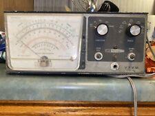 Heathkit Vtvm Model Im 13 Vacuum Tube Volt Meter