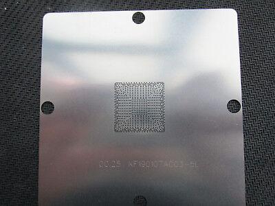 90X90 9000 7500 9000 CSP-32 216CLS3BGA21H 216CPS3AGA21H Stencil Template