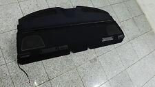Original BMW E39 Limousine Hutablage mit el. Sonnenrollo