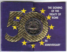 irlanda 2007 2 €  trattato di roma in official blister SUPER OFFERTA