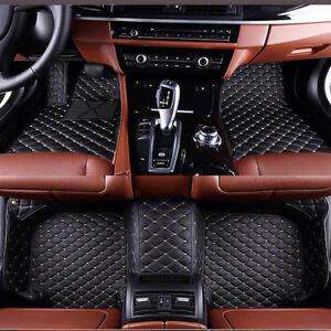 Weather Car Mats >> Details About Car Floor Mats For Chrysler 300c Sedan 2012 2018 Custom Fit All Weather Car Mats