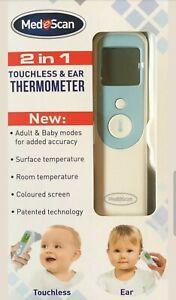 Termometro-Touchless-contacto-menos-frente-y-Oreja-termometro-TGA-aprobado
