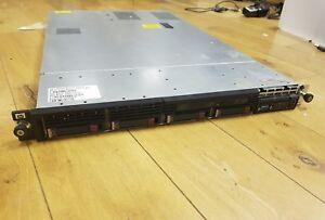 HP ProLiant DL360 G6 Quad Core Intel Xeon E5504 - 2.00GHz, 8GB, 4 x 146GB HDDs