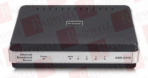 D LINK EBR-2310   EBR2310 (USED TESTED CLEANED)