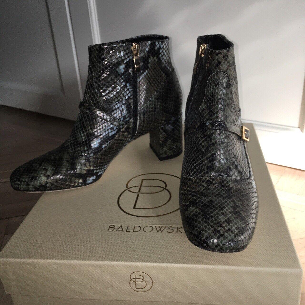 Stivaletto Ankle Stiefel Baldowski 38