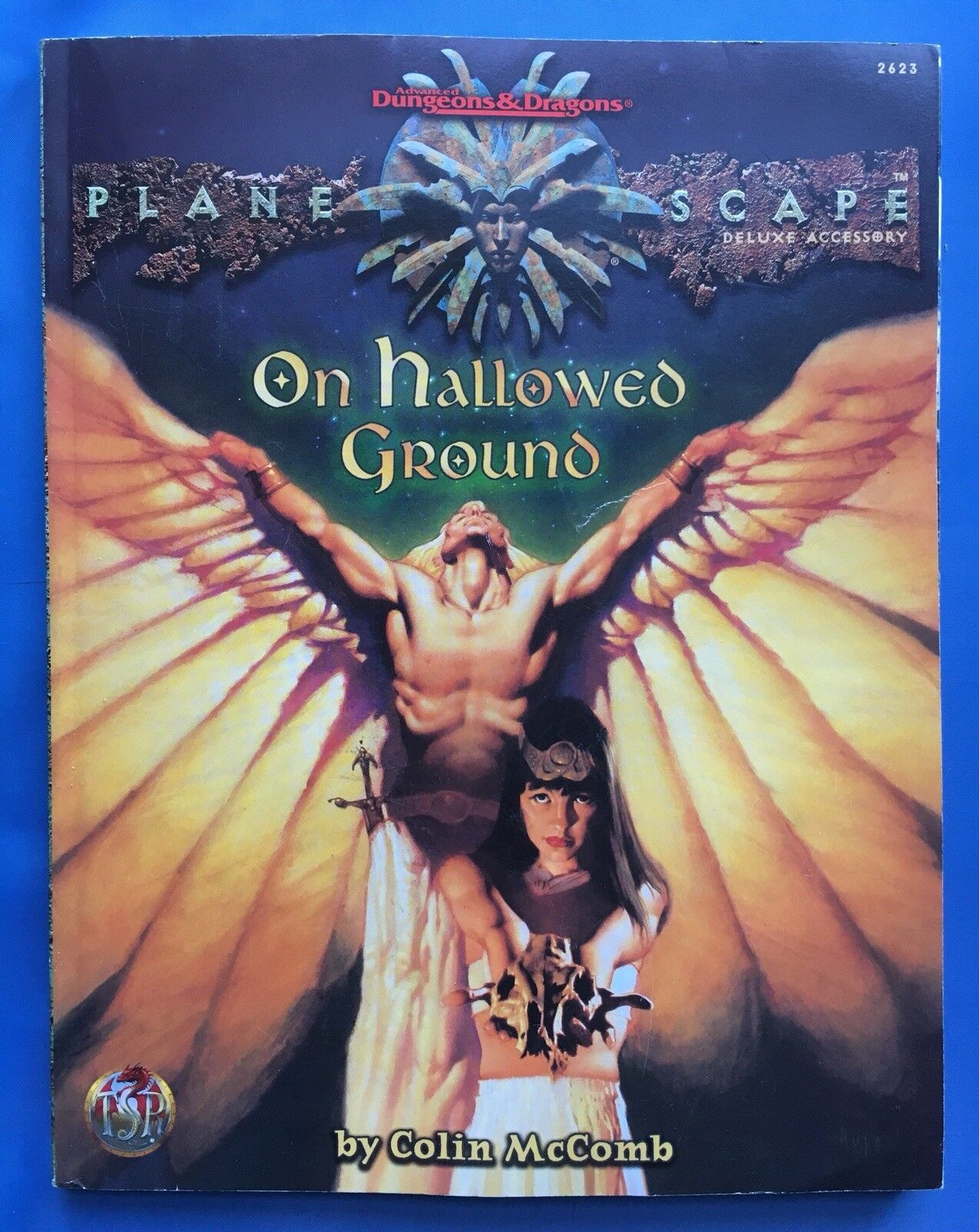 Planescape - On Hallowed Ground - TSR Deluxe Accessory