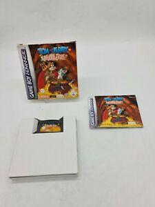 GAME BOY GAMEBOY ADVANCE GBA BOXED BOITE OVP NINTENDO TOM AND JERRY INFURNAL ESC