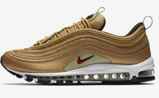 6c23d1cfb6 Nike Air Max 97 OG QS Metallic Gold Size 10 Mens 884421 700 for sale ...