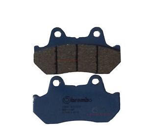 Fougueux 07ho1010 Brembo Pastiglie Freno Carbon Ceramica Posteriori Honda Vf 2 500