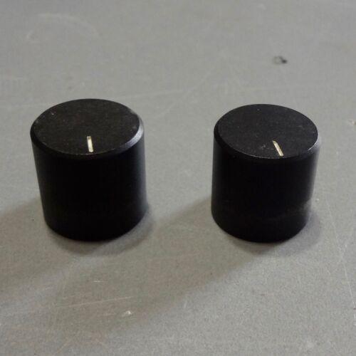 METZ Mecasound CX4972 Tape Drehknopf Alu schwarz 16 mm