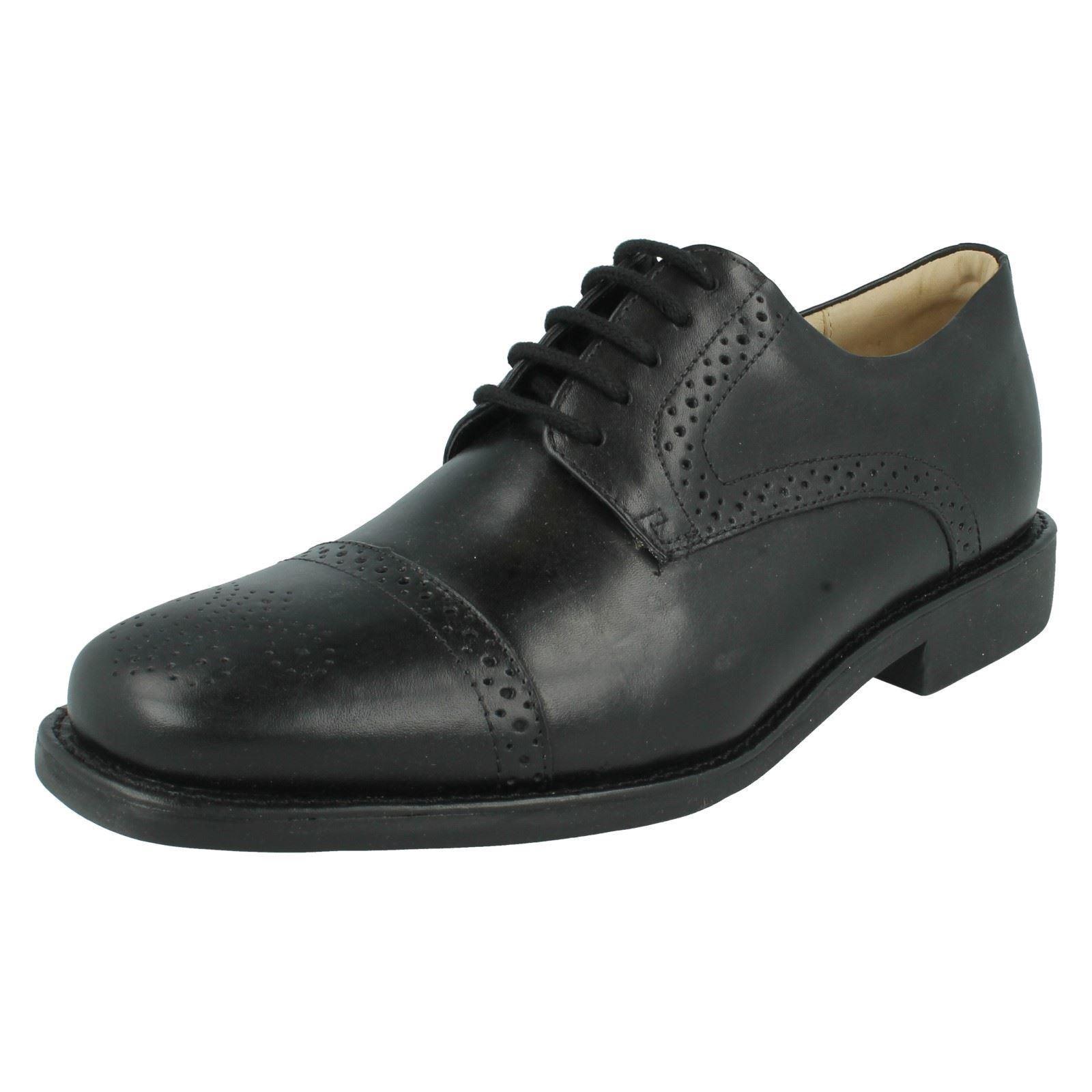 Cómodo y bien parecido Anatomic & Co Armario 'araras' Con Cordones Piel Negra Semi Zapato Oxford OXFORD