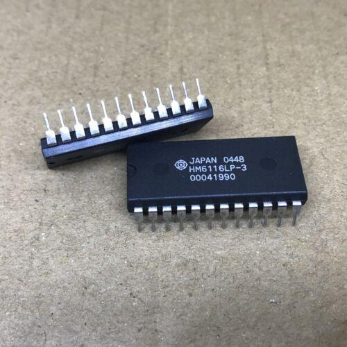 2Kx8 1PCS HM6116LP-3 DIP-24 Static RAM