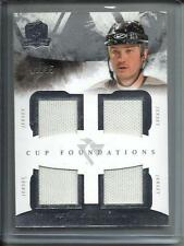 Mario Lemieux 10/11 Upper Deck The Cup Game Used Jersey #12/25