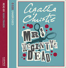 Mrs.McGinty's Dead: Complete & Unabridged by Agatha Christie (CD-Audio, 2003)
