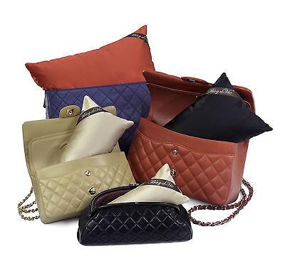 Bag-a-Vie Pillows Insert Fits Chanel Protect Luxury Designer Handbags Mini
