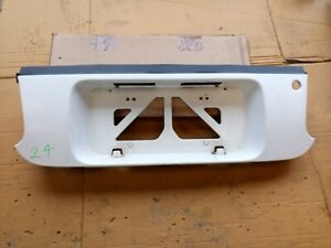 TOYOTA-CELICA-ST205-GT4-94-99-2-0-IMPORT-JDM-NUMBER-PLATE-SURROUND-WHITE