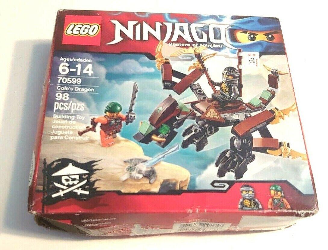 LEGO Minifigure/_Ninjago/_Cole Skybound with Neck /_njo199a/_70599