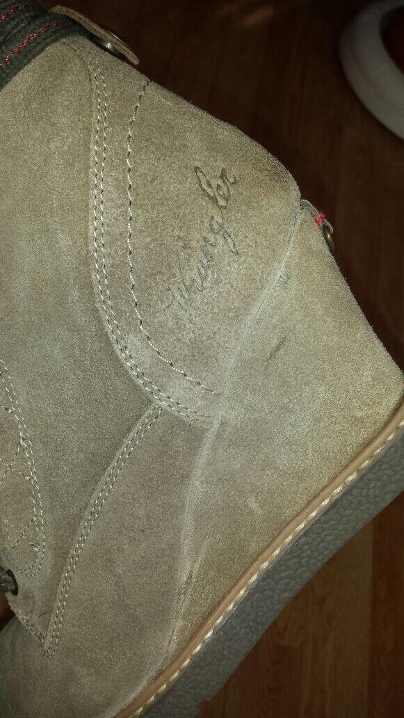 Damen Stiefel Wildleder Größe 38 38 Größe 9c5b1b