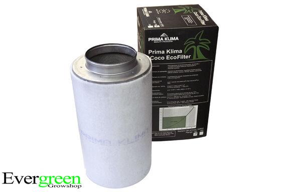 Aktivkohlefilter Eco 800 cbm//h ø200mm