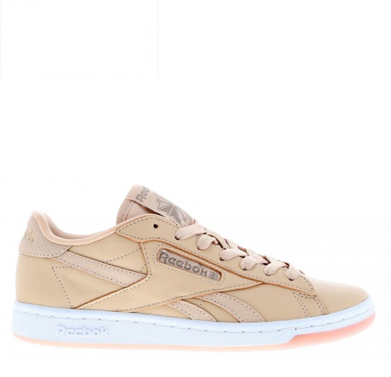 Reebok Classic NPC UK Metals Damenschuhe Trainer Schuhe Größe 6 Trainer Schuhe  /-