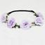 Festival-Haarband-Blumen-Kranz-Rosen-Madchen-Kinder-Kommunion-Blumenkinder-Blume 縮圖 10