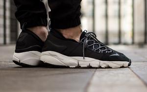 Nike Air Footscape NM Black/Dark-Grey Mens Size 8-14- 852629-002