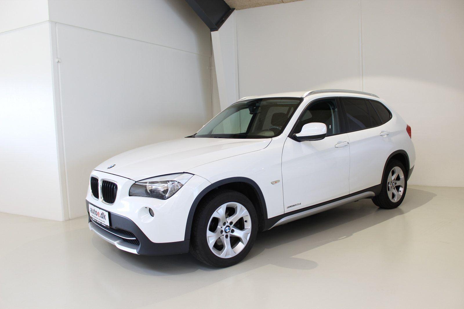 BMW X1 2,0 sDrive20d aut. 5d - 199.800 kr.