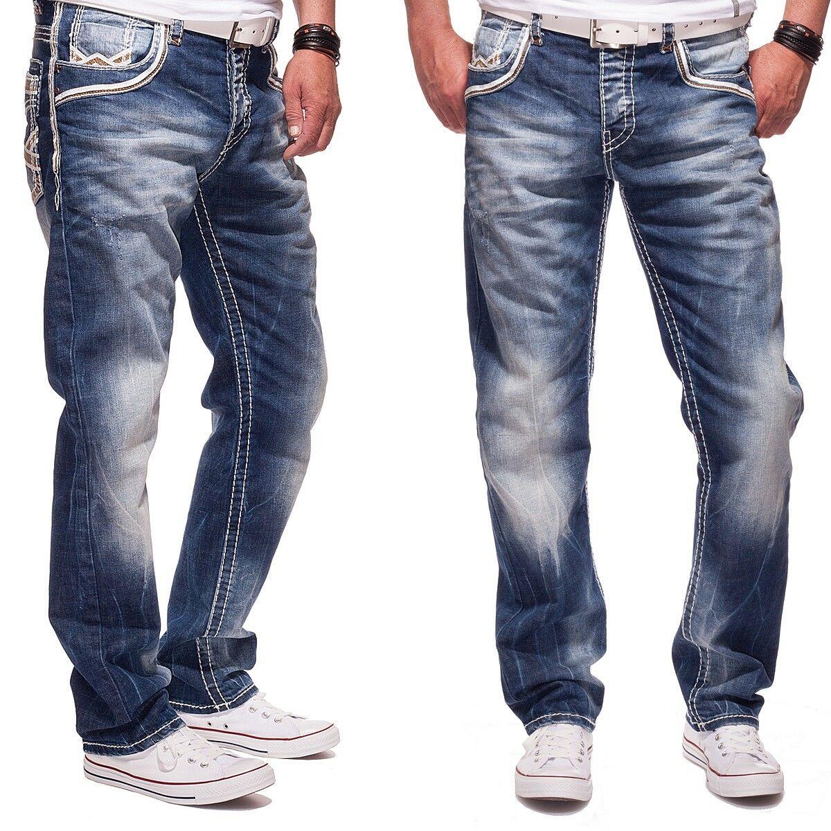 Shelly & Baxx Men Jeans CD223