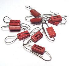 10x Glimmer-condensador Sangamo, 33 pf/300v, Micah capacitors, nos
