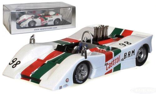 "Spark S1150 Brm P154 /""Castrol/' # 98 Mosport 1970-George Eaton 1//43 Escala"