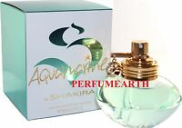 Shakira Aquamarine 2.7 Oz Edt Spray For Women & In A Box