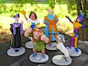 "NEW Applause Disney Hunchback of Notre Dame 3"" Esmeralda PVC Figure Esmerelda"