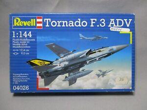 AM276-REVELL-1-144-MAQUETTE-AVION-TORNADO-F3-ADV-REF-4026-TRES-BON-ETAT