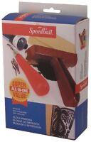 Speedball Super Value Block Printing Starter Kit , New, Free Shipping