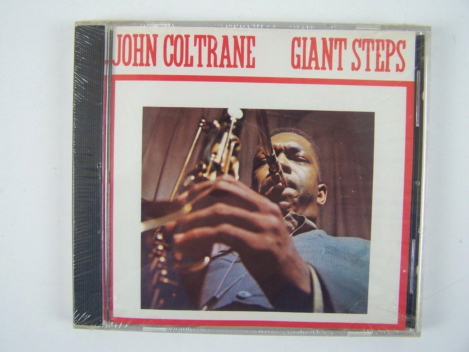 John Coltrane - Giant Steps CD NEW Sealed
