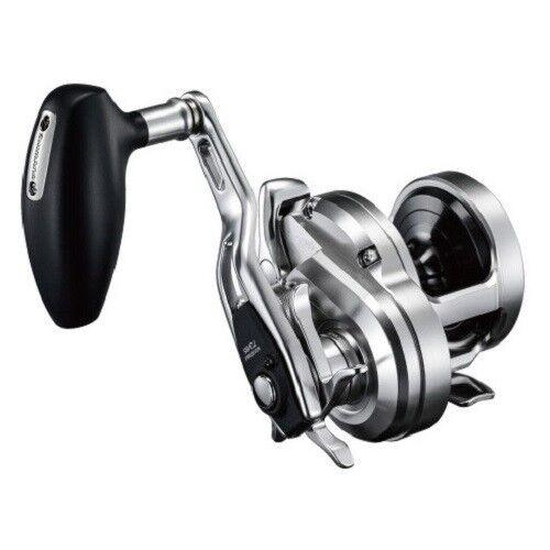 Shimano 17 nuevo Ocea Jigger 1500PG Derecho Mano De Agua Salada Cocherete Nuevo En Caja